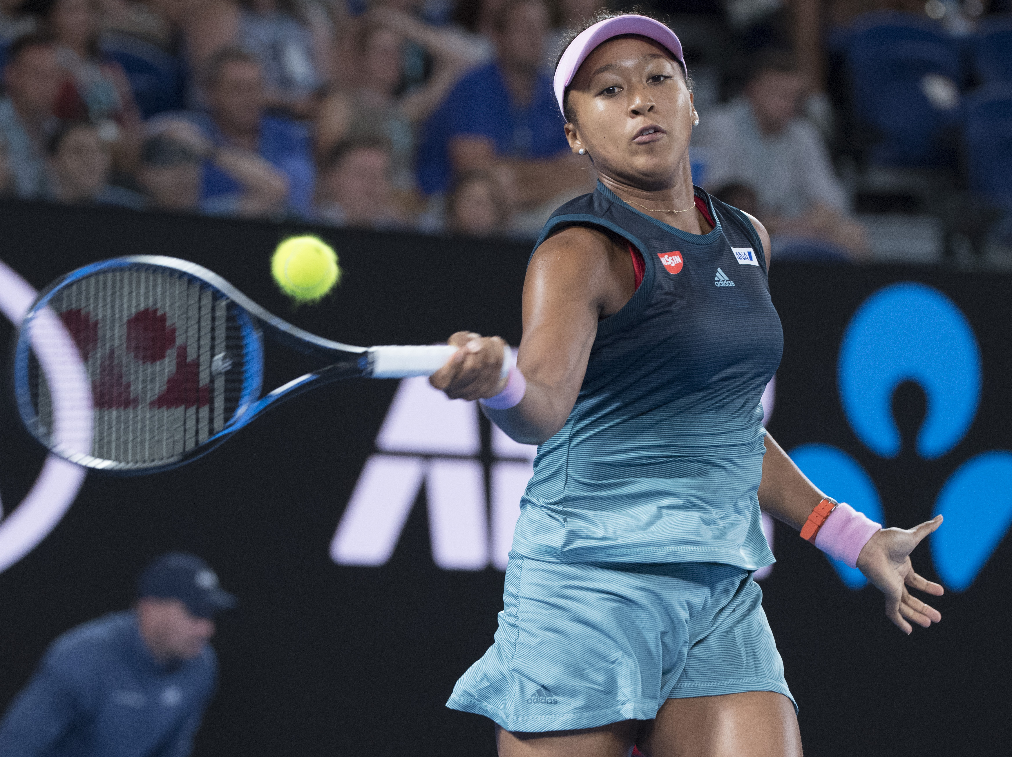 Sports News Roundup: Osaka pulls off 2 wins in Rome; Federer fights off match points