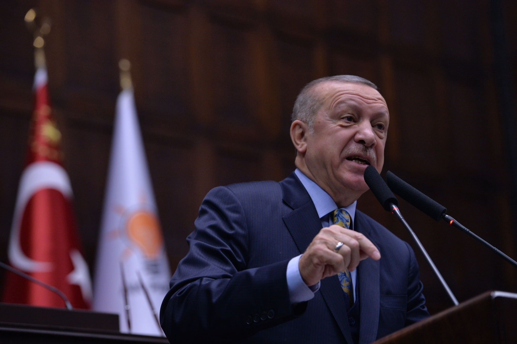 Turkey's Erdogan hopes to work with Russia in Nagorno-Karabakh solution