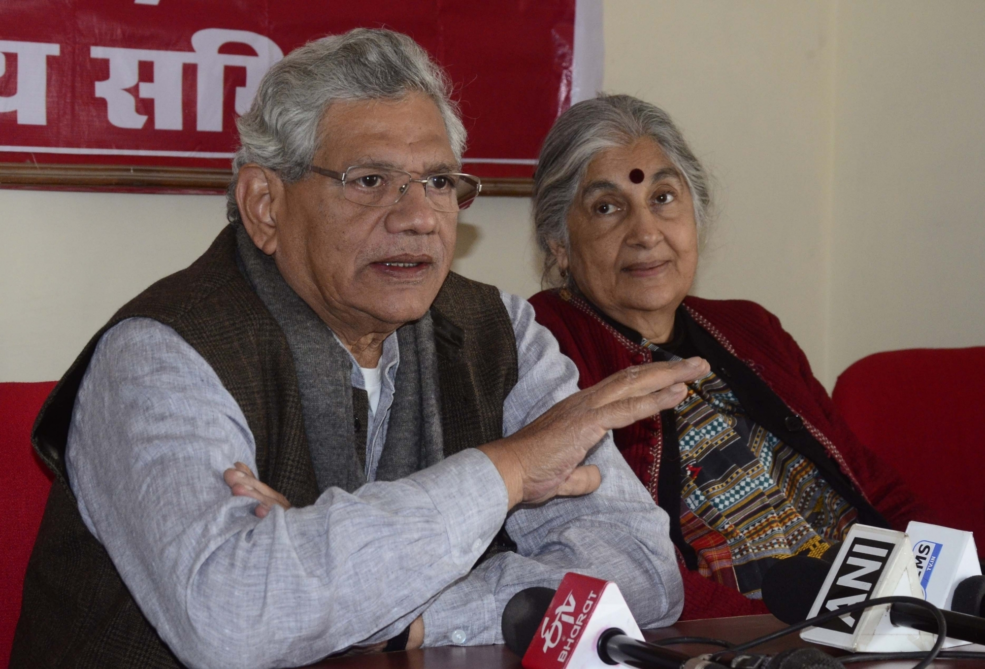 Yechury questions timing of EC's campaigning ban in WB, asks if it is to allow PM to address rallies