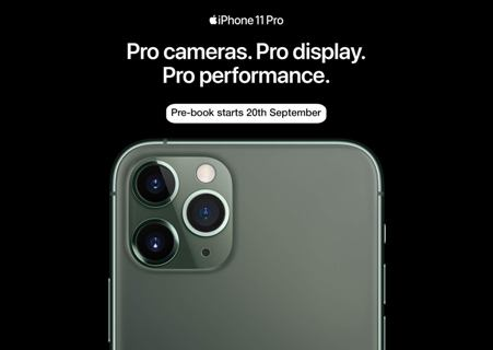 Iphone 11 Series India Pre Booking Starting On 20th Sept Via