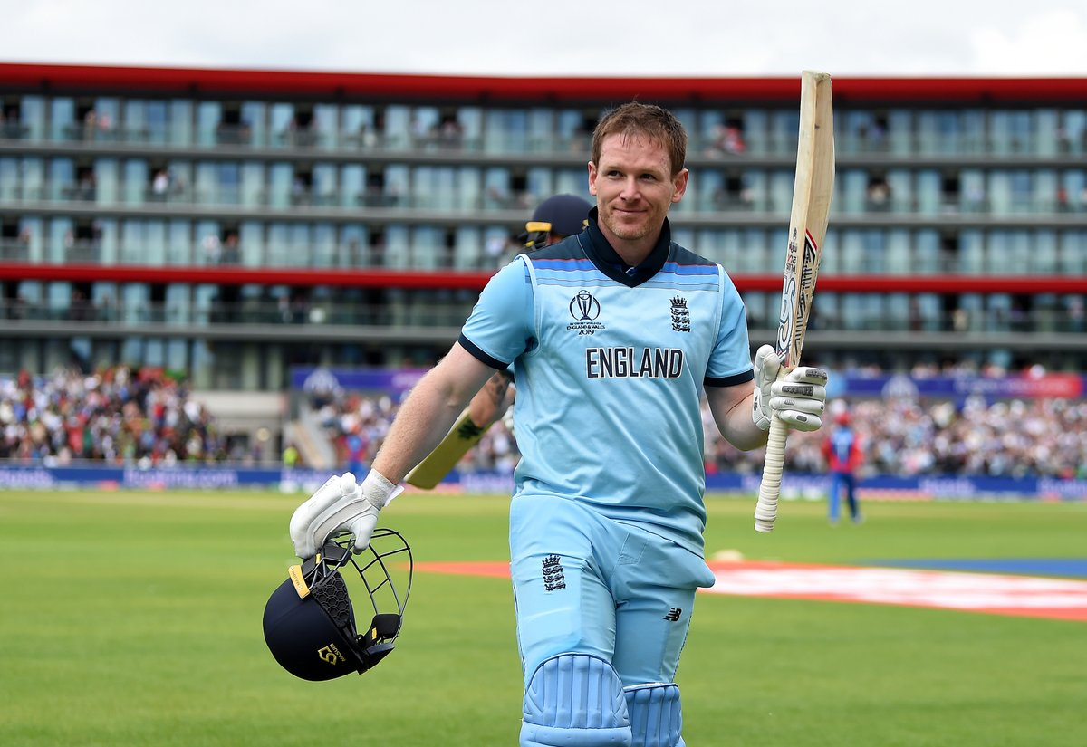 Cricket-Hales must wait for England recall, says captain Morgan