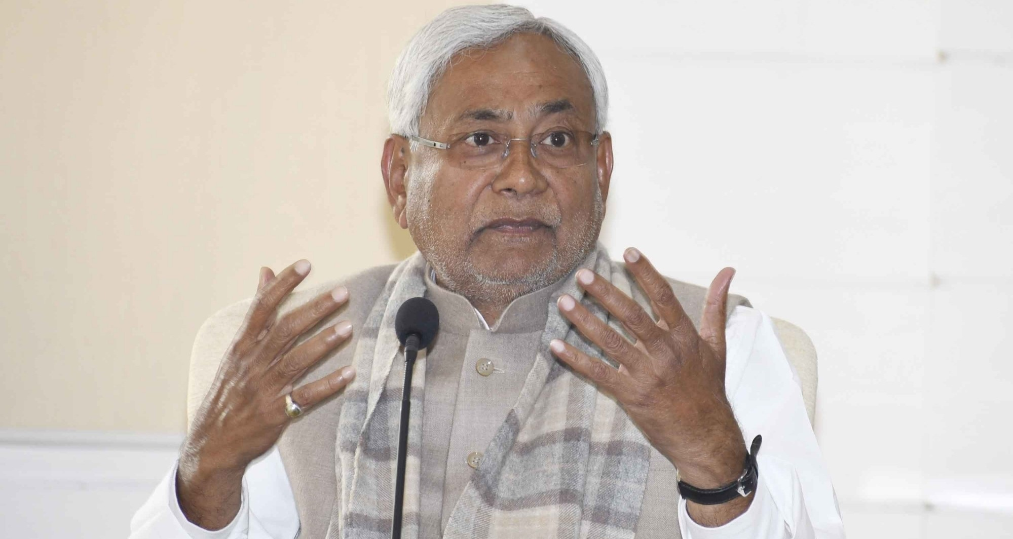 Bihar assembly witnesses different shades of Nitish Kumar