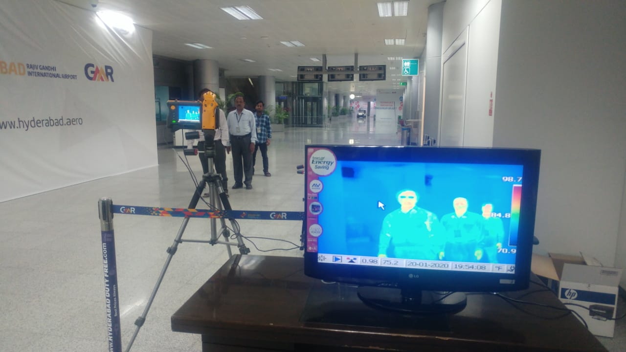 28 passengers screened for novel coronavirus, no cases found: CIAL spokesperson