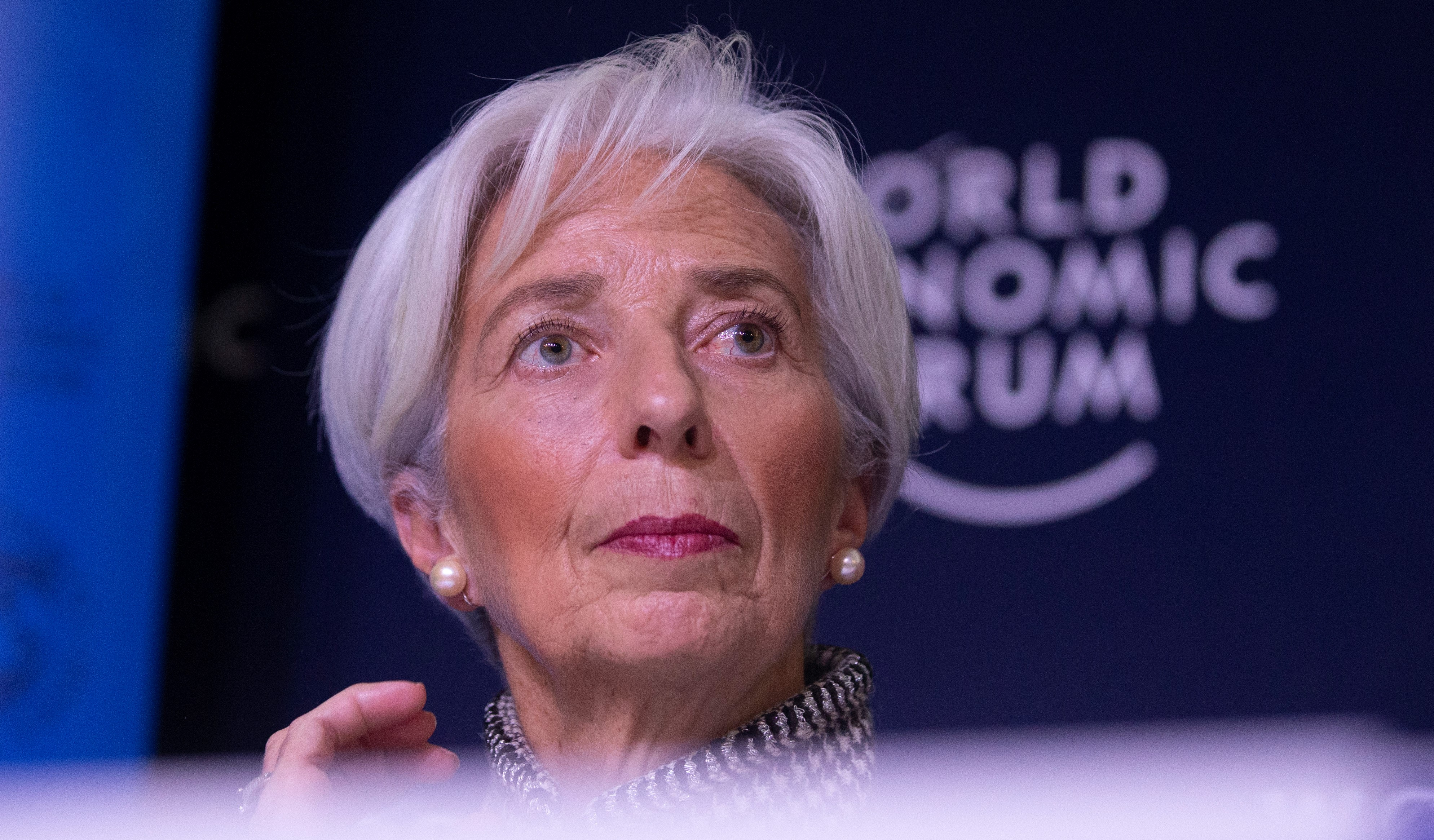 IMF's Lagarde 'honored' to be tapped to head European Central Bank