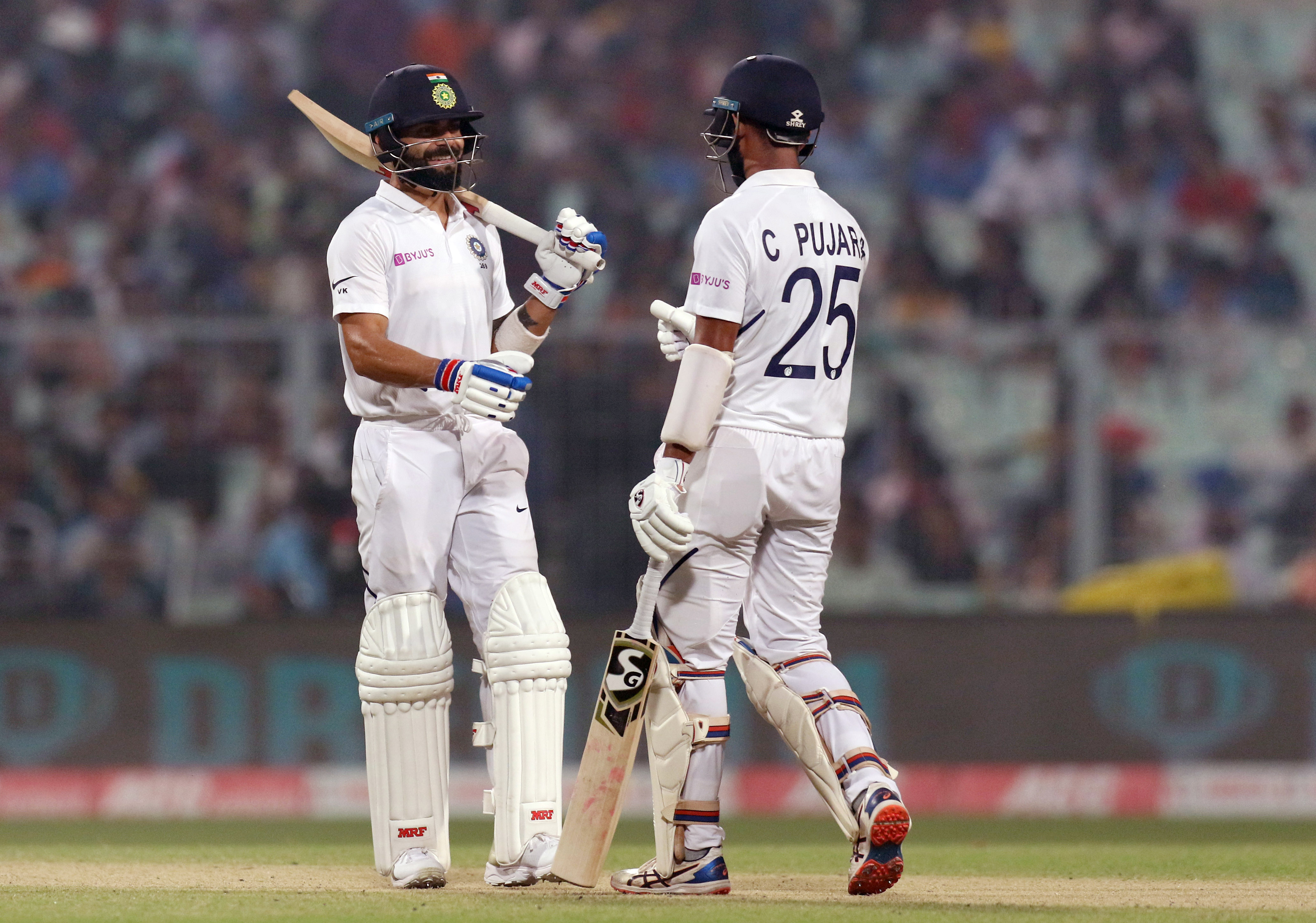 Pujara could have rotated strike better: Steyn