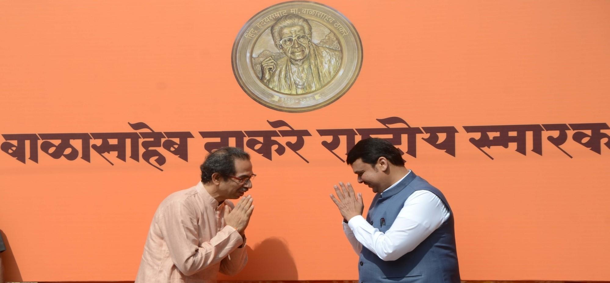 Fadnavis, Uddhav meet to discuss Maha cabinet expansion