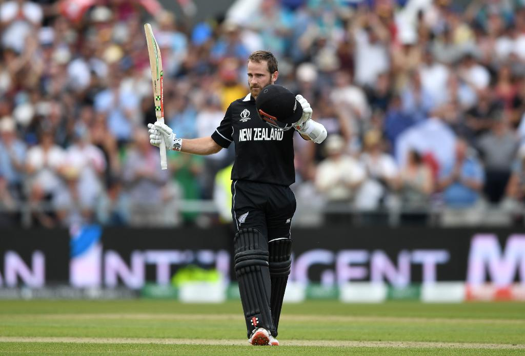 Cricket-Black Caps skipper Williamson ruled out of India one-dayers