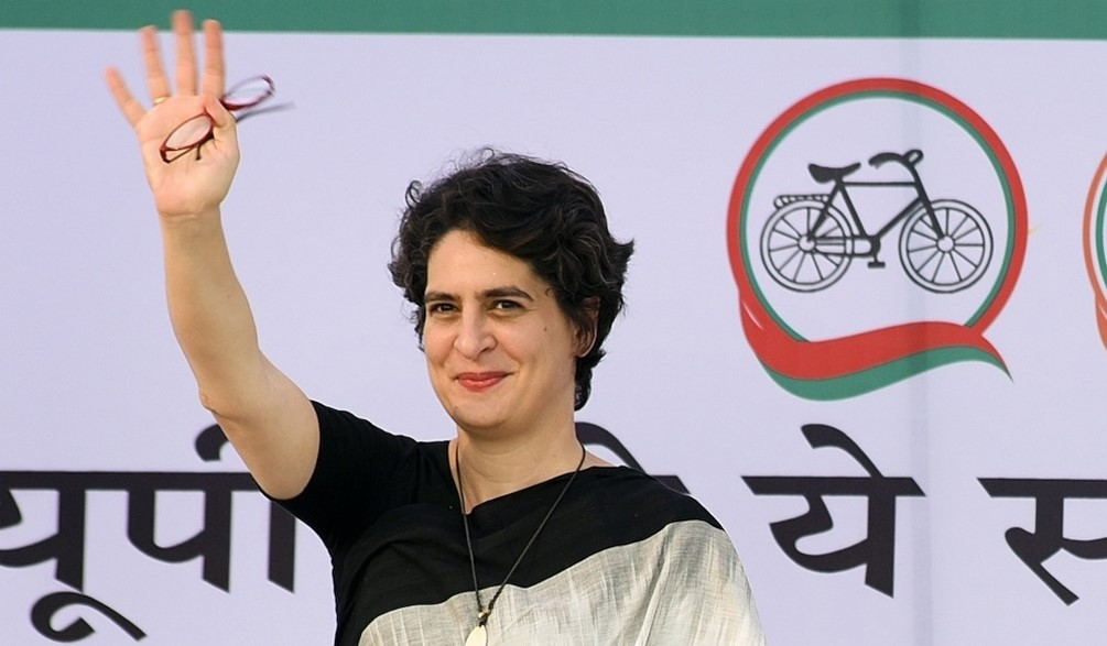 Our PM is very good with publicity: Priyanka Gandhi's latest jibe at Modi