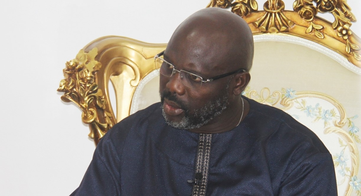 Liberian president has no third-term ambitions, says minister