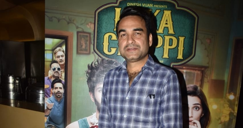 Films Can Give Birth To Thoughts Pankaj Tripathi On Playing A Progressive Father In Gunjan Saxena Entertainment