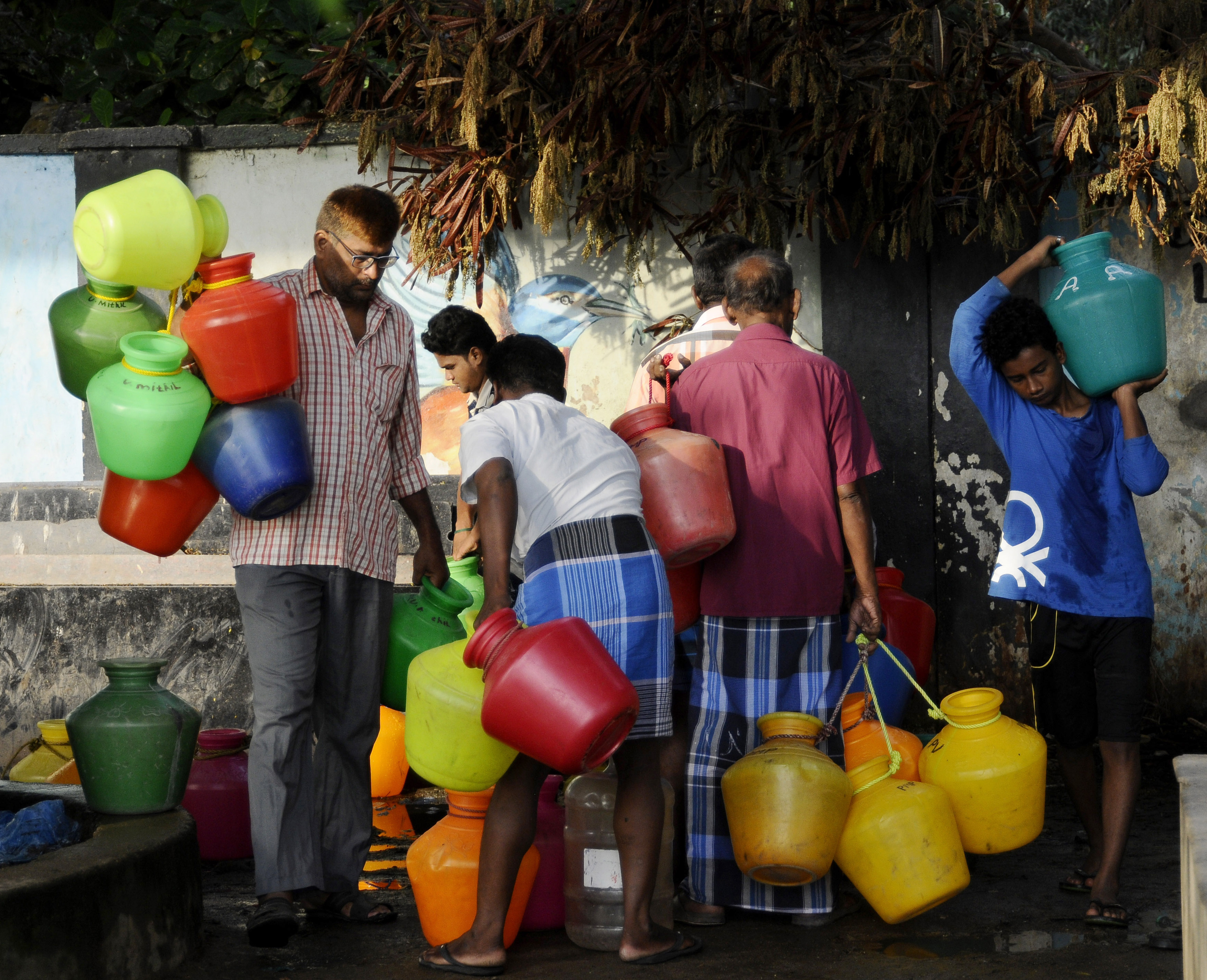 Train carrying water to reach parched Chennai in afternoon: Railways