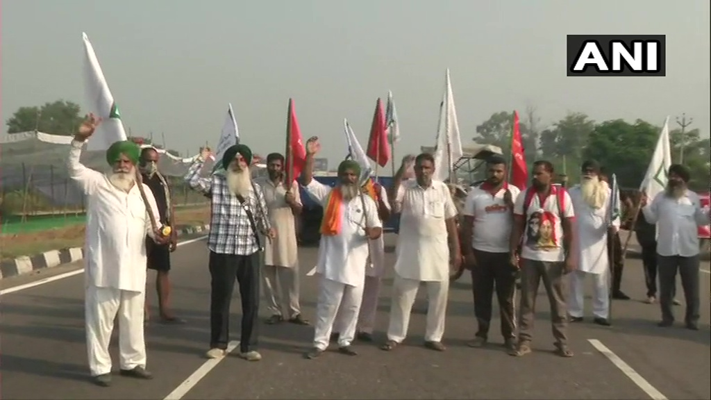 Farmers protest at Delhi borders may act as COVID-19 'superspreader' event: Experts