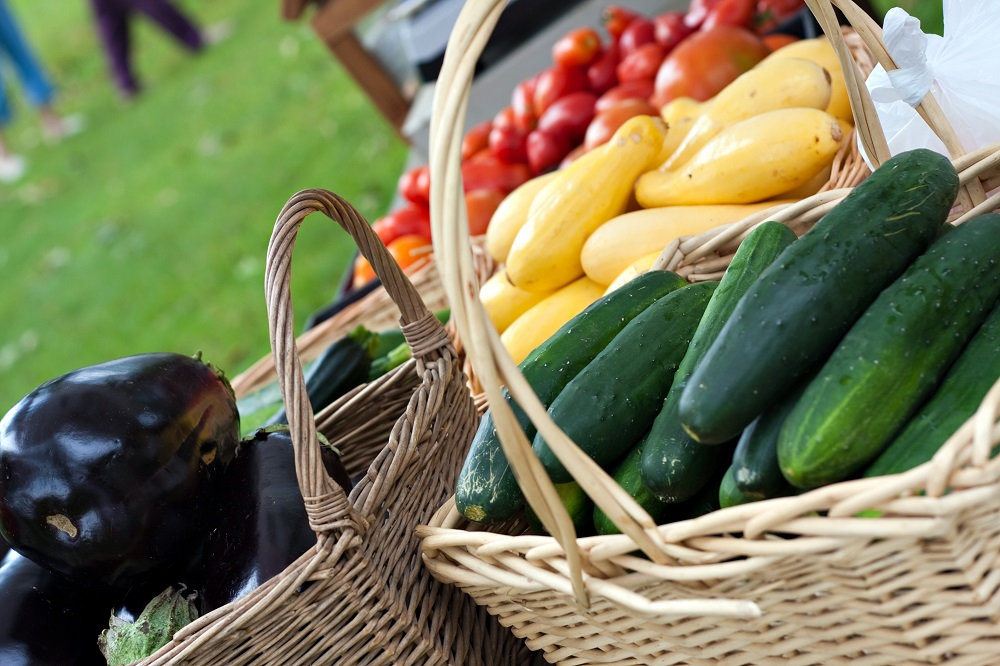 Farmers markets are growing their role as essential sources of healthy food for rich and poor
