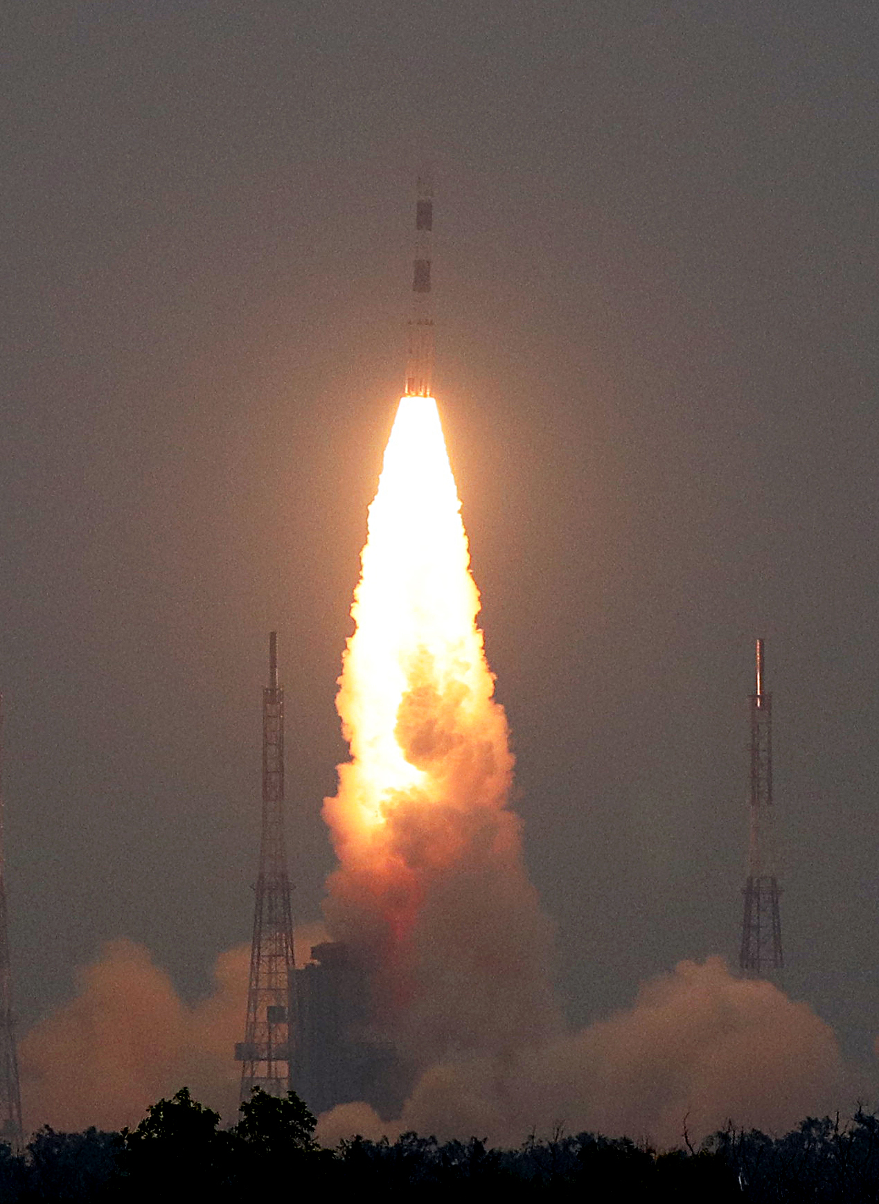 China successfully launches new Earth observation satellite