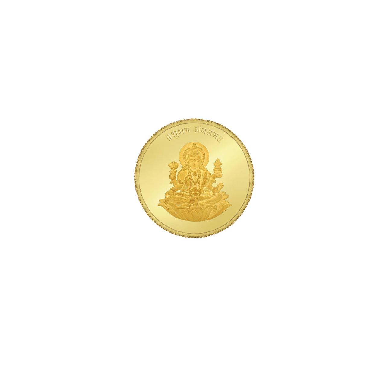 UK Royal Mint's first Goddess Lakshmi gold bar goes on sale for Diwali
