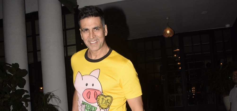 Akshay unveils first look from 'Laxmmi Bomb', says he is both excited and nervous