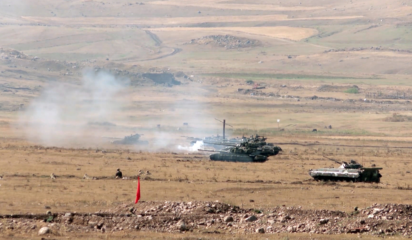 Nagorno-Karabakh fighting grinds on amid more peace talks