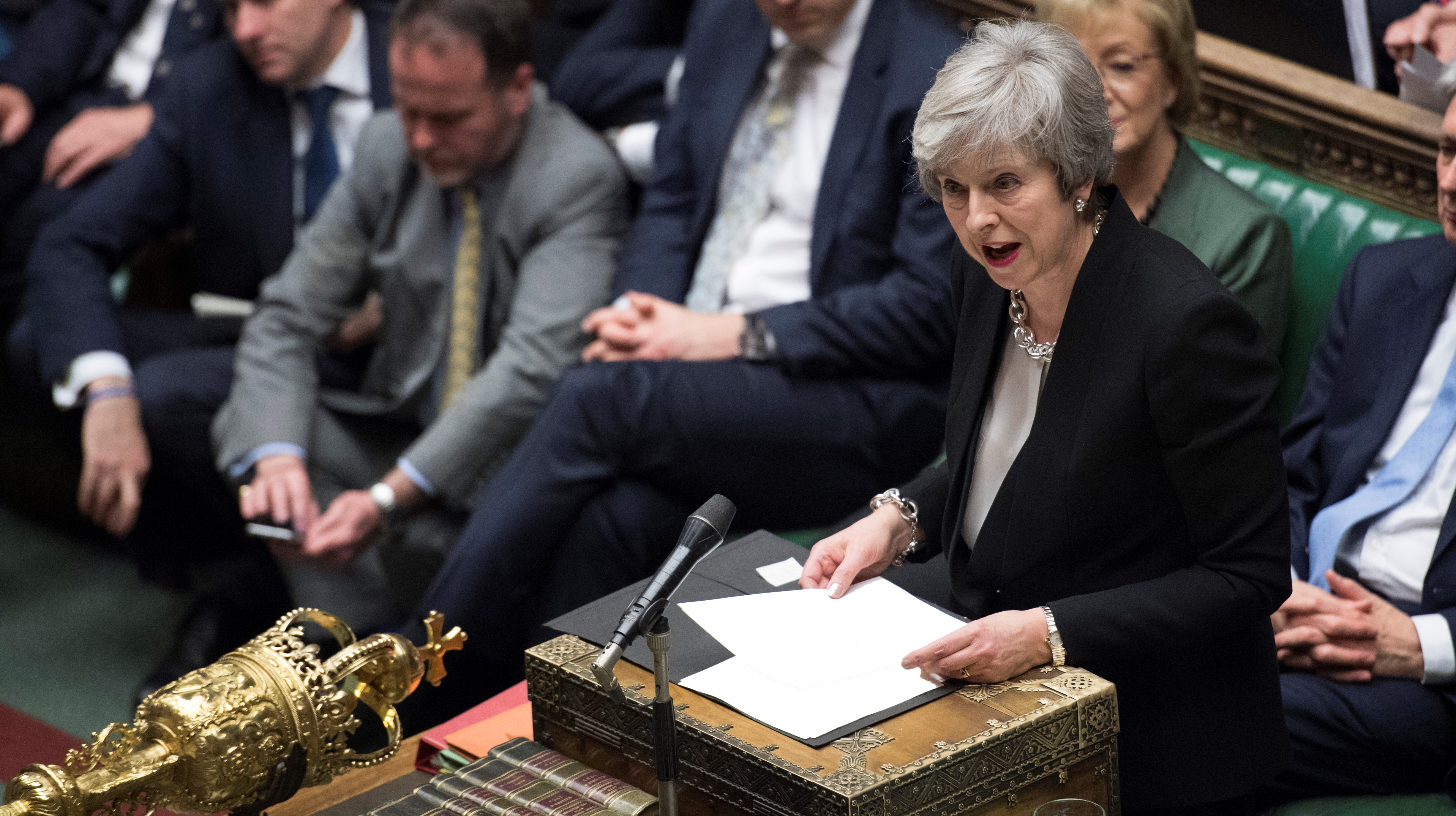 Brexit talks collapse as UK Opposition blames 'weak' Theresa May