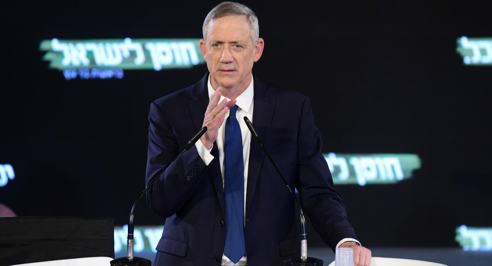 """Israel's Gantz said date for West Bank annexation talks """"not sacred"""" -party source"""