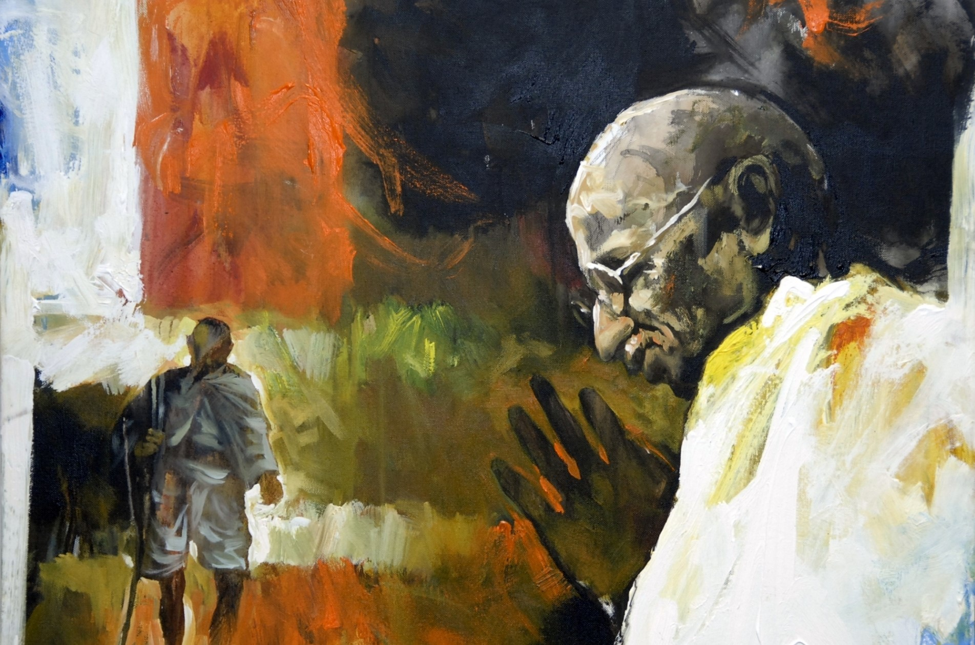 Mahatma Gandhi 'real source of inspiration' for Palestinians: Senior leader