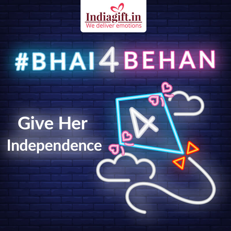 Indiagift launches 'Bhai 4 Behen' contest on social media to celebrate two festivals on Aug 15