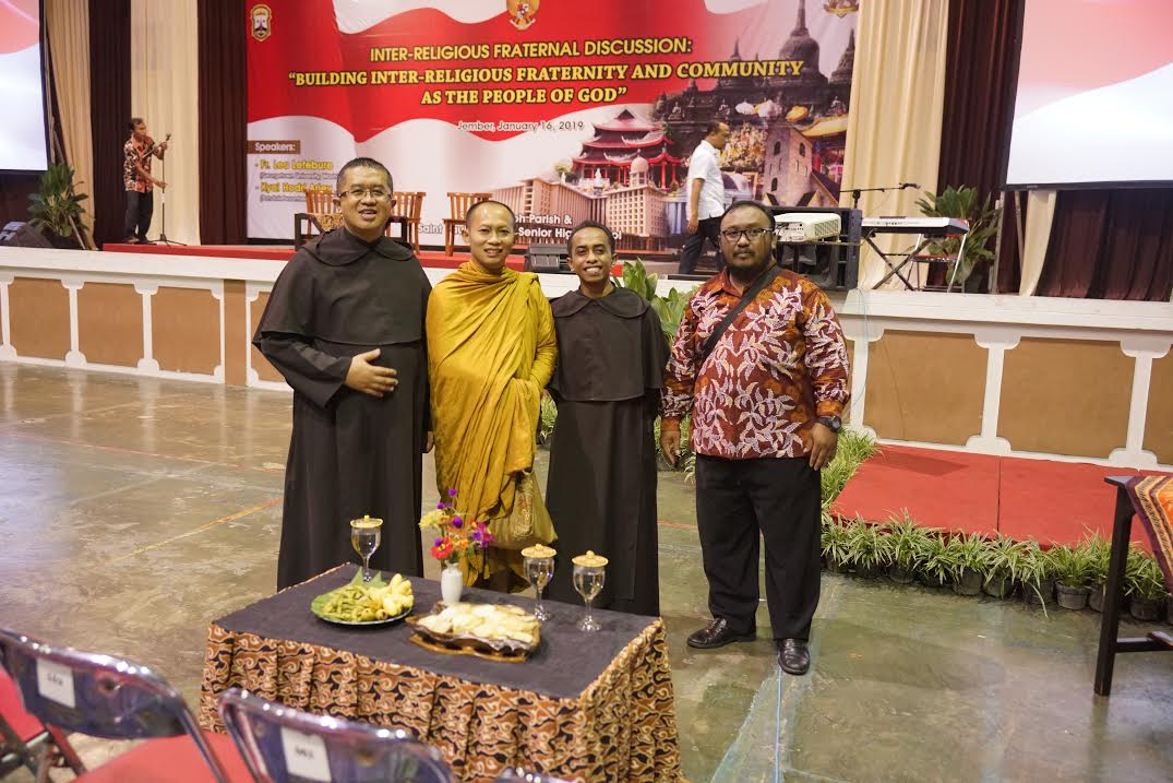 Carmelite NGO organised conference to ease religious conflict in Indonesia