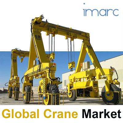 Global crane market to reach US$ 54.3 billion by 2024