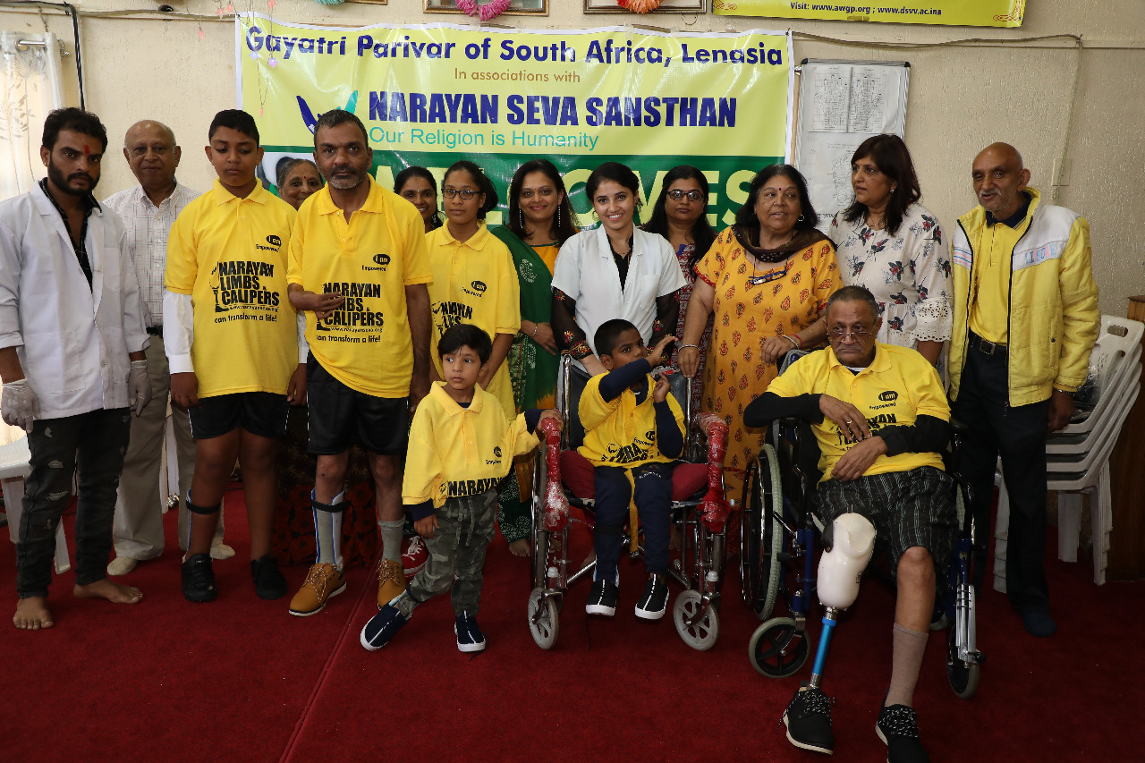 Differently-abled and underprivileged to get new lease of life under 'India For Humanity'